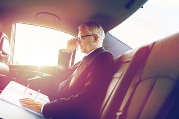 Service de transport Business en Taxi sur la région de Mâcon